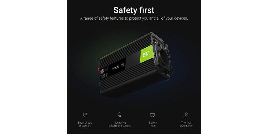 green cell 300w reseña