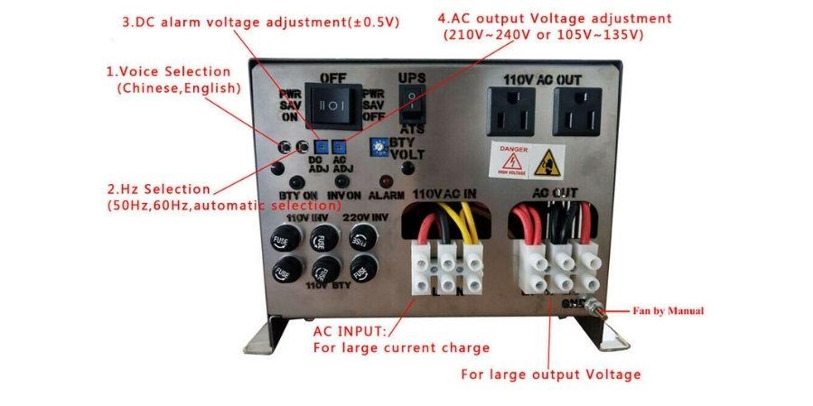 power jack 5000w lf barato